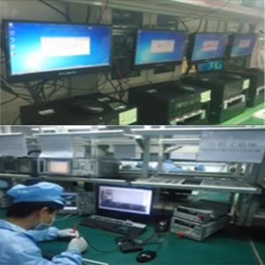 小米手机生产线