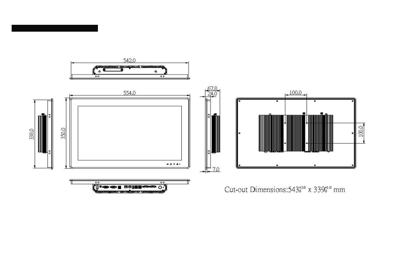 富士康工业平板电脑尺寸